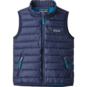 Patagonia Down Sweater Vest Barn classic navy